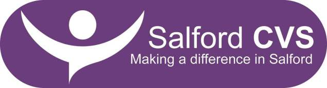 Salford CVS new logo