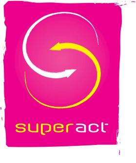 Superact New Logo